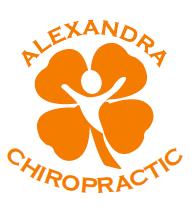 Alexandra Chiropractic Logo